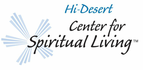 HI-DESERT CENTER FOR SPIRITUAL LIVING